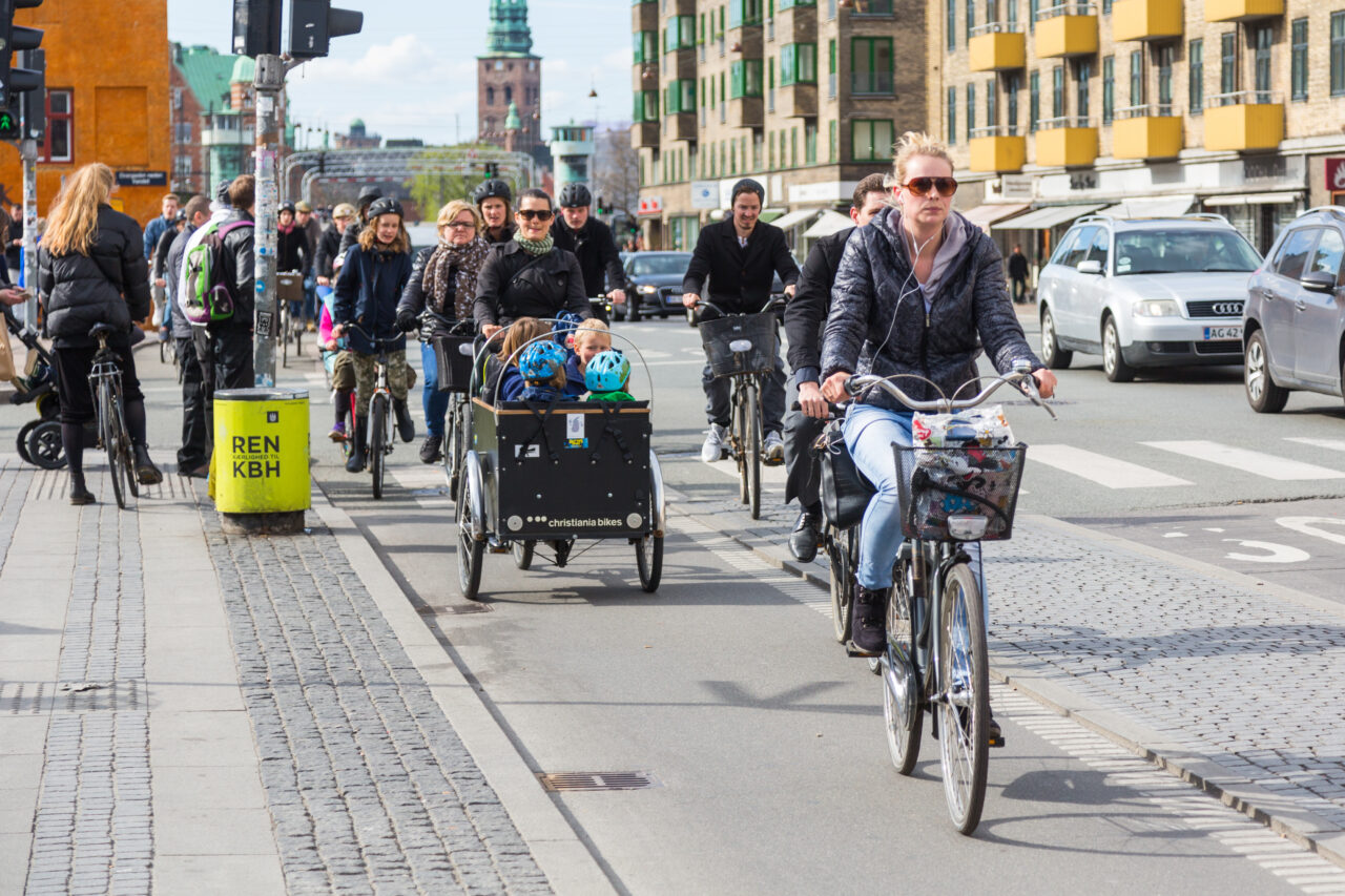 La mobilité urbaine se développe dans les villes